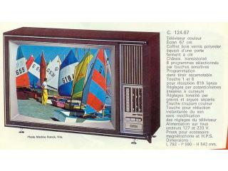 Recherche anciens téléviseurs Thomson - Pathé Marconi.