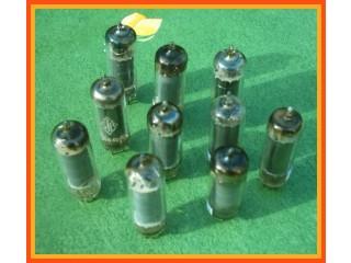 TUBES: 6AQ5 - E92CC - 5654