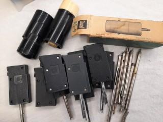 Donne mécanismes changeurs de disques