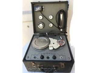 Recherche magnétophone à fil